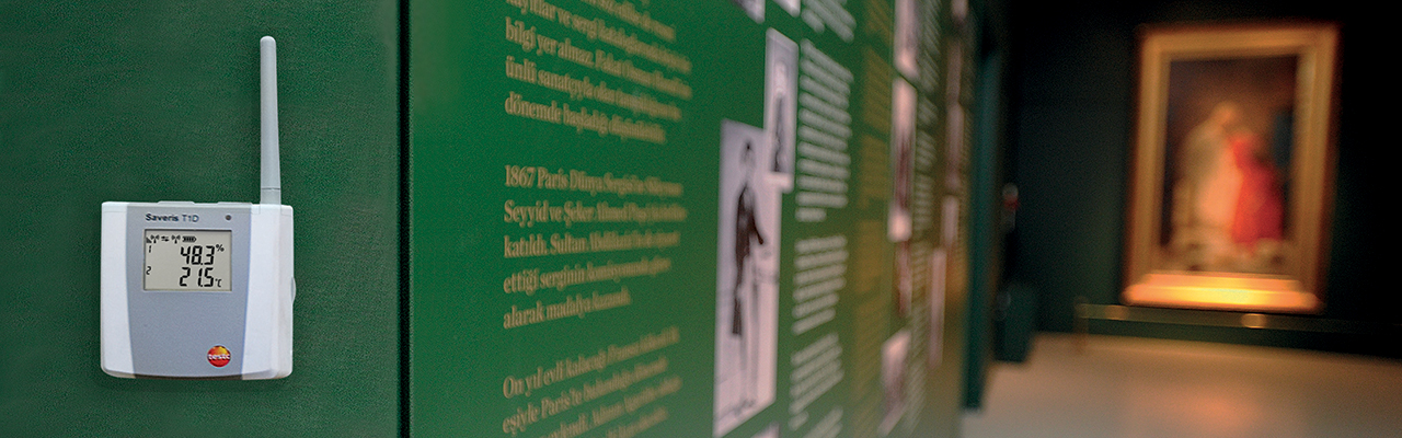 Reference saveris muzea