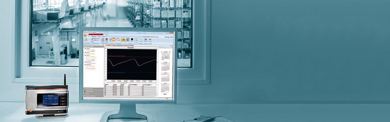 Saveris 1 - monitorování klimatu