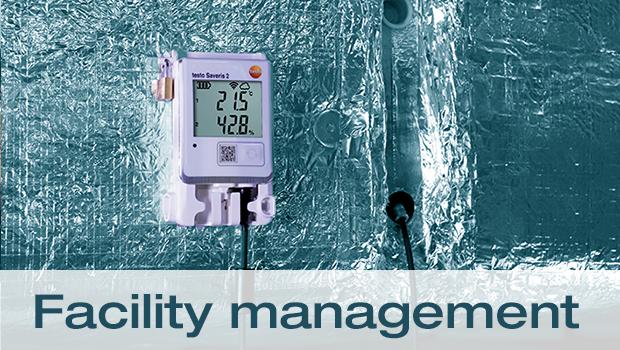 Saveris 2 ve facility managementu